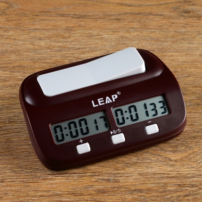 Часы для шахмат электронные, 4.5 × 5.4 × 17 см