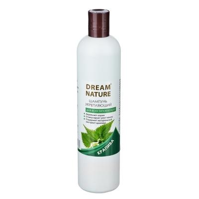 Шампунь для волос Dream Nature, укрепляющий