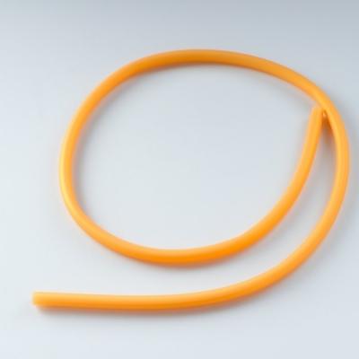 Шланг 150 см, Soft Touch, внутренний d=12 мм, толщина стенки 2 мм, золотой