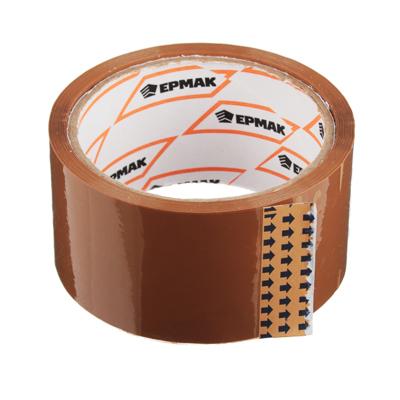 ЕРМАК Клейкая лента коричневая 48мм x 40м