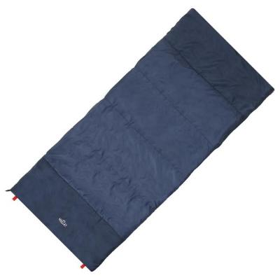 Спальник 2-слойный, одеяло 225 x 100 см, camping summer, таффета/таффета, +5°C