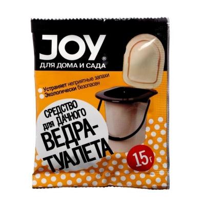 Средство для дачного ведра-туалета JOY, 15 г