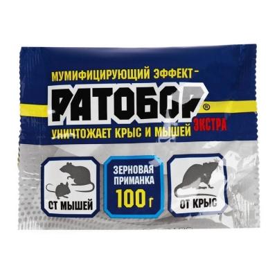 Зерновая приманка «Ратобор» Экстра, 100 г