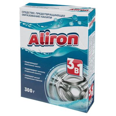 Средство от накипи Aliron 300г карт/п