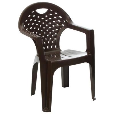 Кресло, цвет коричневый
