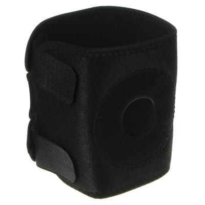 SILAPRO Суппорт на колено, на липучке, с фиксир. вставками, 50х18,8см, нейлон, неопрен, пластик