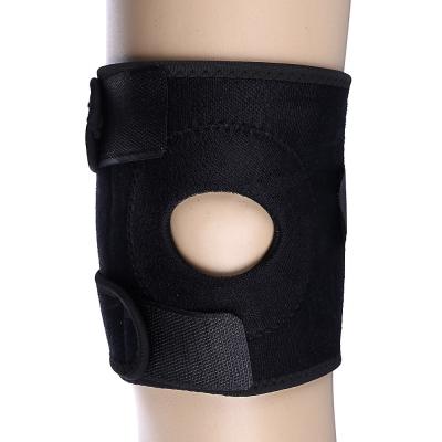 SILAPRO Суппорт на колено, на липучке, 50х15см, полиэстер, неопрен,