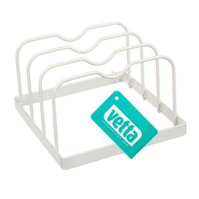 VETTA Подставка под крышки, 15х16х9,5см, металл
