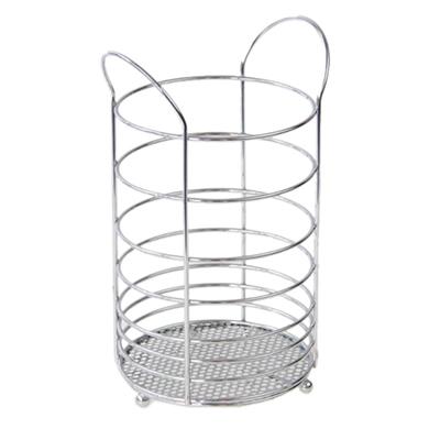 Сушилка для столовых приборов, металл, d11х19см, A 22
