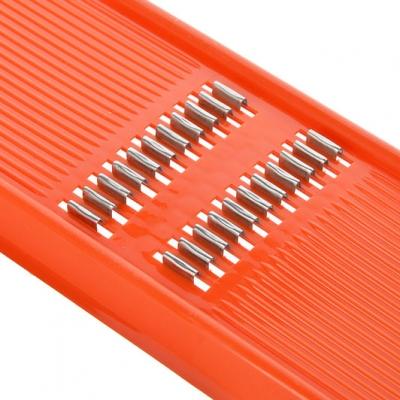 Терка для корейской моркови 27,5х8,6х1,6см, ТК-1