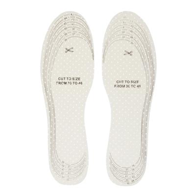 Стельки для обуви, комфорт, р-р 36-46, ss022