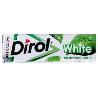 Жевательная резинка ДИРОЛ, 13,6г, в ассортименте