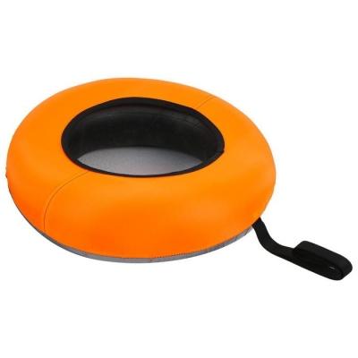Тюбинг-ватрушка, эконом, d=65 см, цвета МИКС