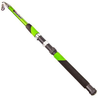 """AZOR FISHING Спиннинг """"Найт"""", телескоп., файбергласс, 2,7м, тест 30-60гр, 3 цвета"""