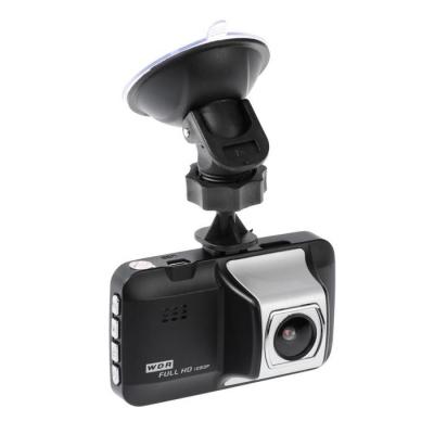 Видеорегистратор TORSO, разрешение WDR FHD 1080P, TFT 3, обзор 140°