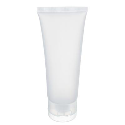 ЮниLook Контейнер для хранения косметических средств дорожный, ПЭ, 50мл, белый