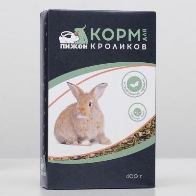 """Корм """"Пижон"""" для кроликов, 400 г"""