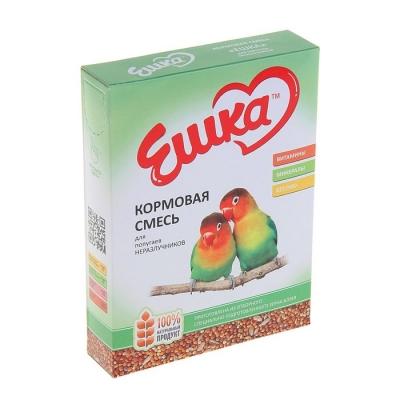 Корм «Ешка» для попугаев неразлучников, 500 г
