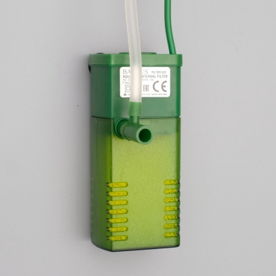 Фильтр BARBUS внутренний BARBUS FILTER 002, для аквариума 10-40 л ( 200 л/ч )